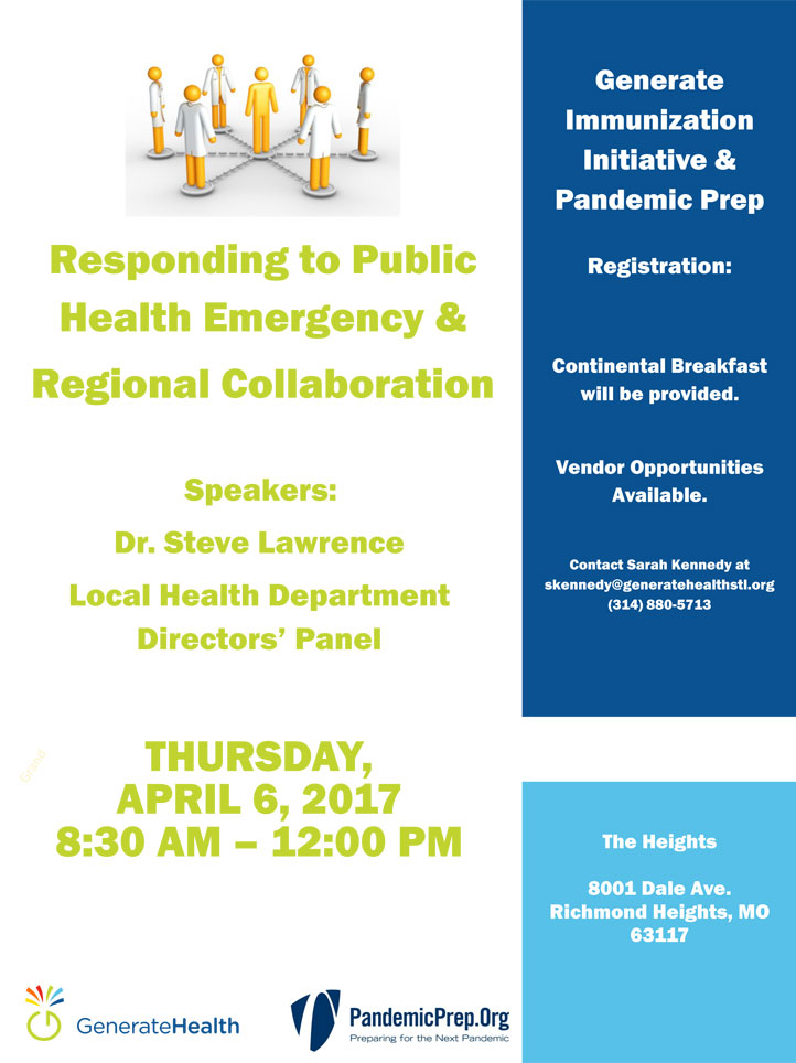 Responding to Public Health Emergency & Regional Collaboration