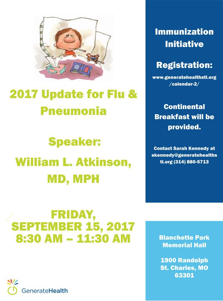 2017 Update for Flu & Pneumonia