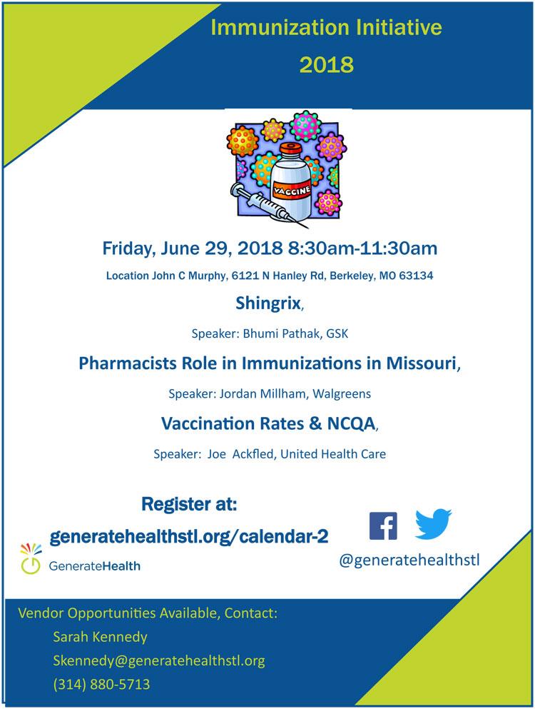 Immunization Initiative Quarterly Meeting