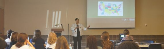 Dr. Ebony Carter Speaks on Group Prenatal Care at Quarterly Coalition Meeting